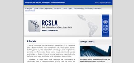 RCSLA - PNUD