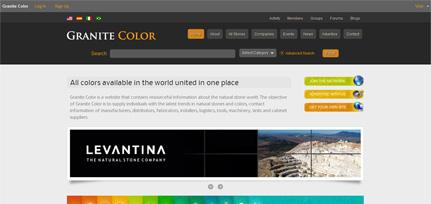 Granite Color - Site Multiínguas
