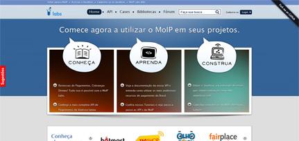 MOIP Labs - Montagem de Estrutura e Integração com WordPress